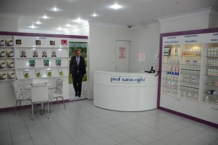 Prof Saracoğlu Adana Toros Şube