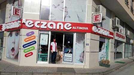 Altınova Eczanesi