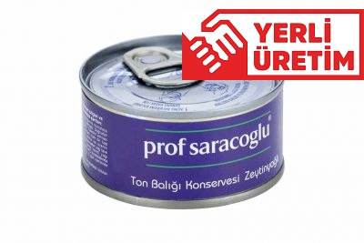 profsaracoglu - Ton Balığı Konservesi - Zeytinyağlı