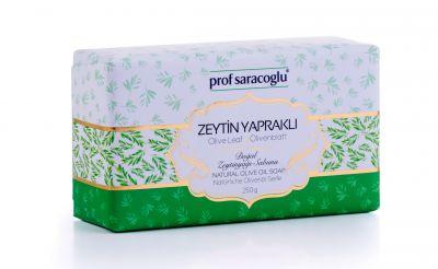 profsaracoglu - Zeytin Yapraklı Katı Sabun