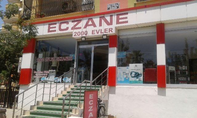 2000 Evler Eczanesi