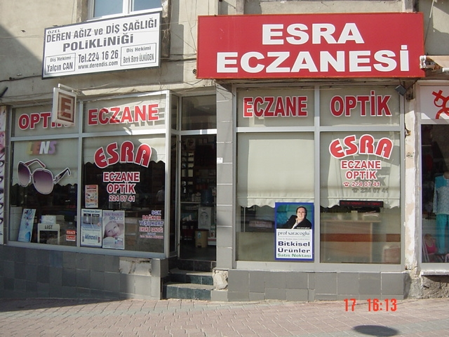 Esra Eczanesi