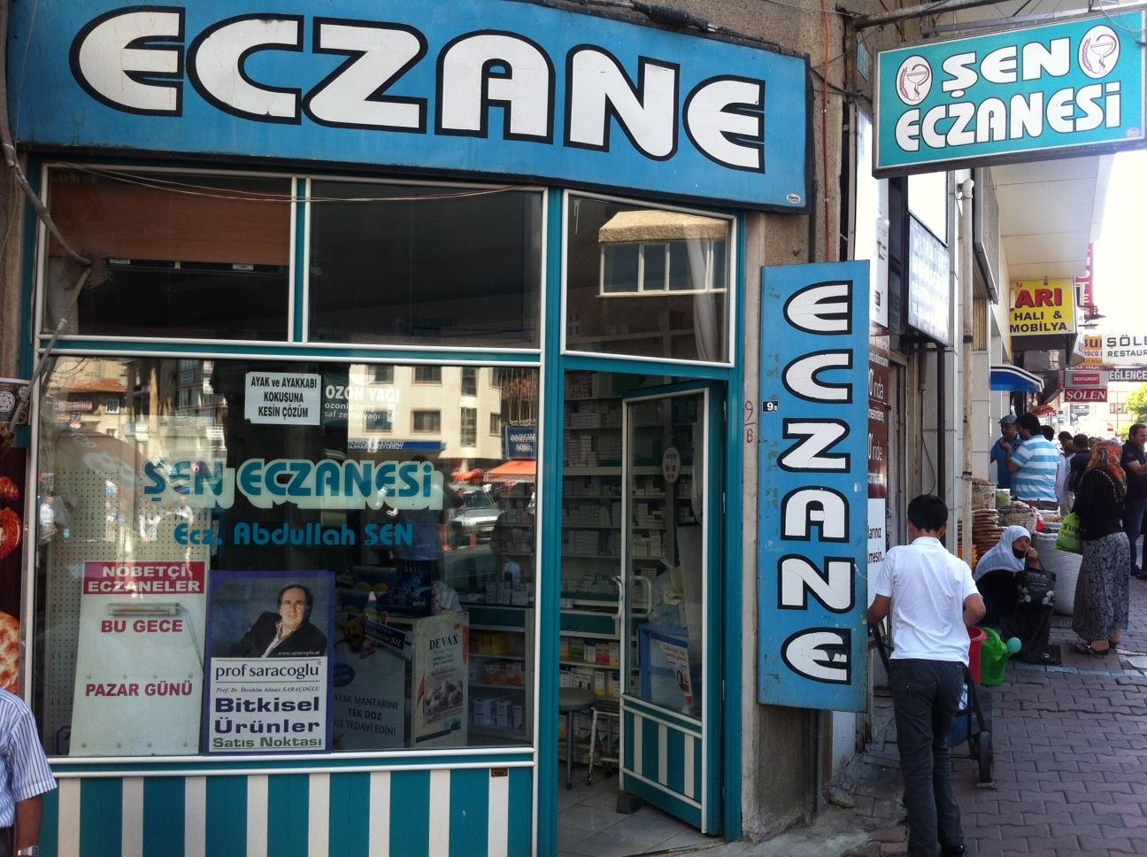 Şen Eczanesi