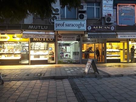Prof Saracoglu Adana Bölge Bayi