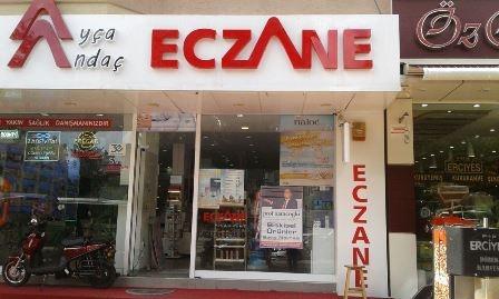 Ayça Andaç Eczanesi