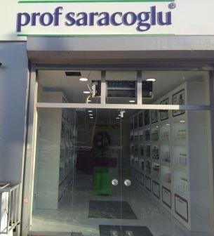 Prof Saracoglu Capa Magazası