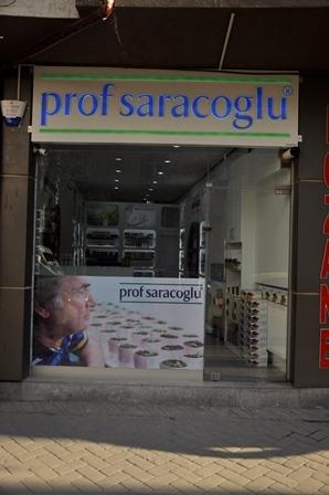 Prof Saracoglu Eskişehir Mağazası