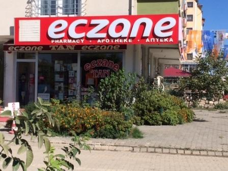 Tan Eczanesi