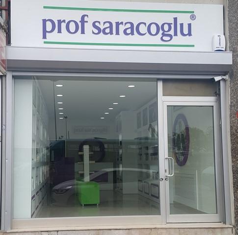 Prof Saracoglu Kadıköy Mağazası