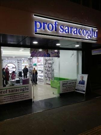 Prof Saracoglu Kahramanmaraş Bayi