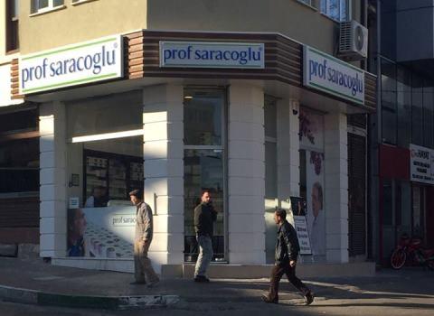 Prof Saracoğlu Bursa Satış Mağazası
