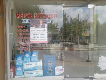 MERVE ECZANESİ
