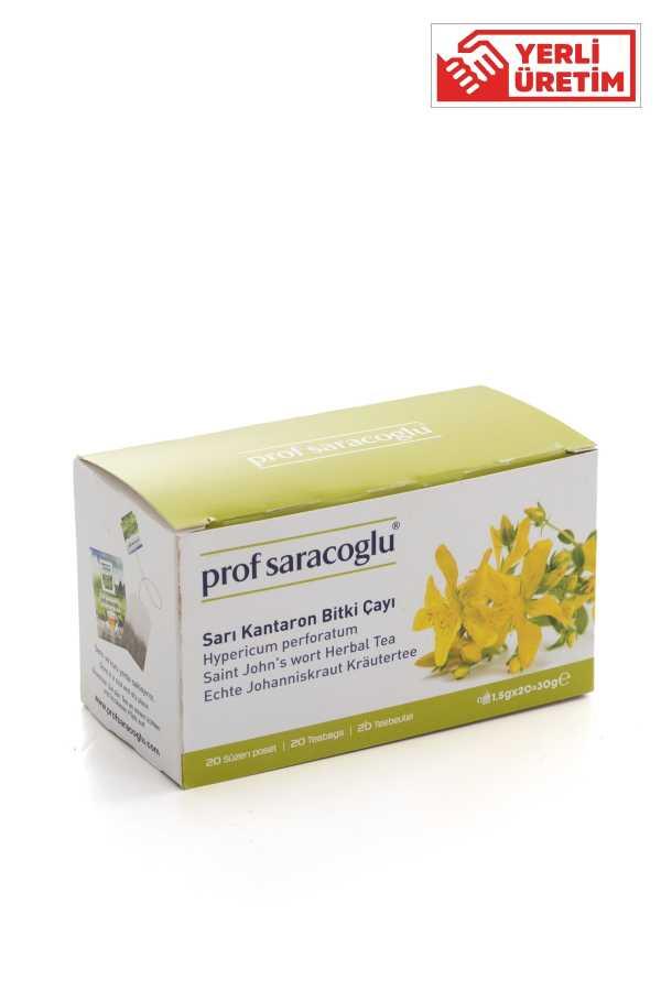 profsaracoglu - Sarıkantaron Bitki Çayı