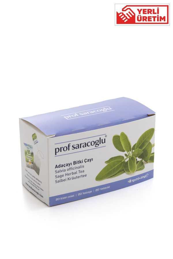 profsaracoglu - Adaçayı Bitki Çayı