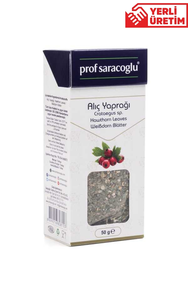 profsaracoglu - Alıç Yaprağı