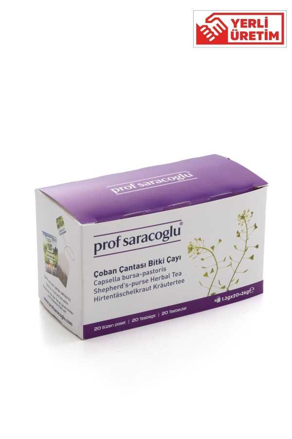 profsaracoglu - Çoban Çantası Bitki Çayı
