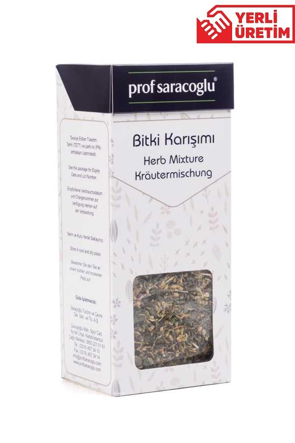 profsaracoglu - CvzYap, Cper Bitki Karışımı