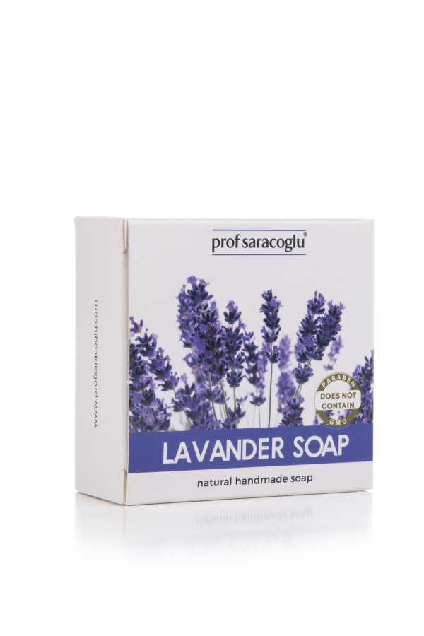 Doğal El Yapımı Lavanta Katı Sabunu