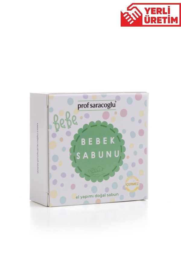 profsaracoglu - Doğal El Yapımı Bebek Sabunu