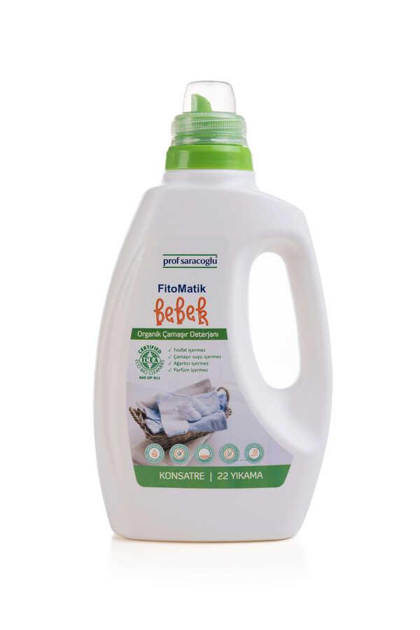 Fitomatik Organik Bebek Çamaşır Deterjanı