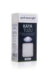 profsaracoglu - Kaya Tuzu