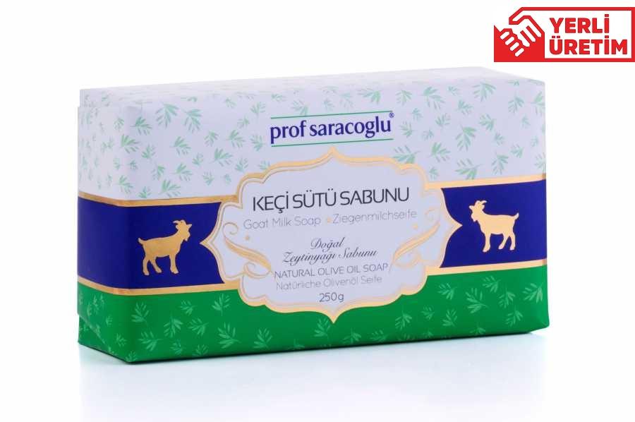 Keçi Sütlü Katı Sabun