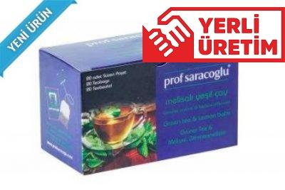 profsaracoglu - Melisalı Yeşil Çay