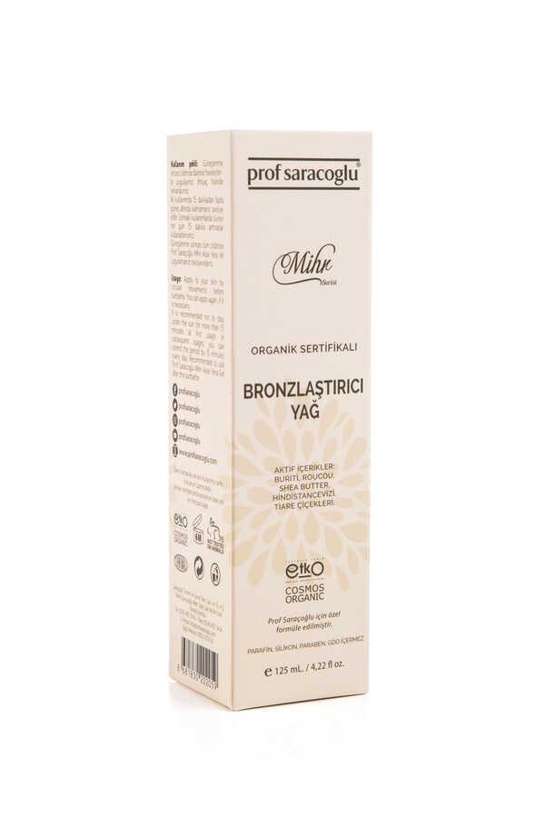 profsaracoglu - Mihr Organik Bronzlaştırıcı Yağ