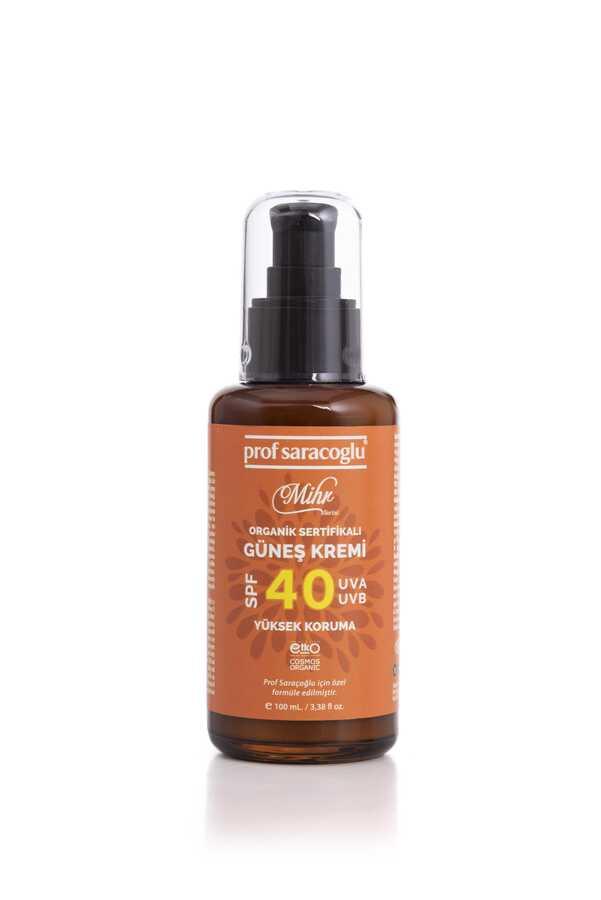 Mihr Organik Güneş Kremi SPF 40