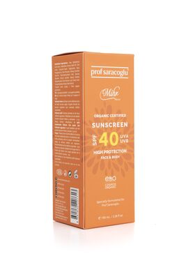profsaracoglu - Mihr Organik Güneş Kremi SPF 40