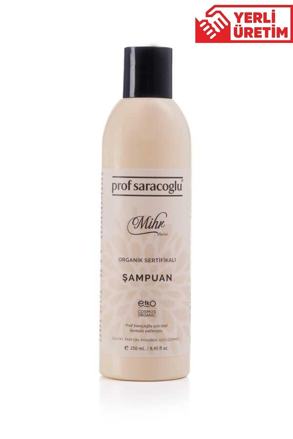 Mihr Organik Şampuan
