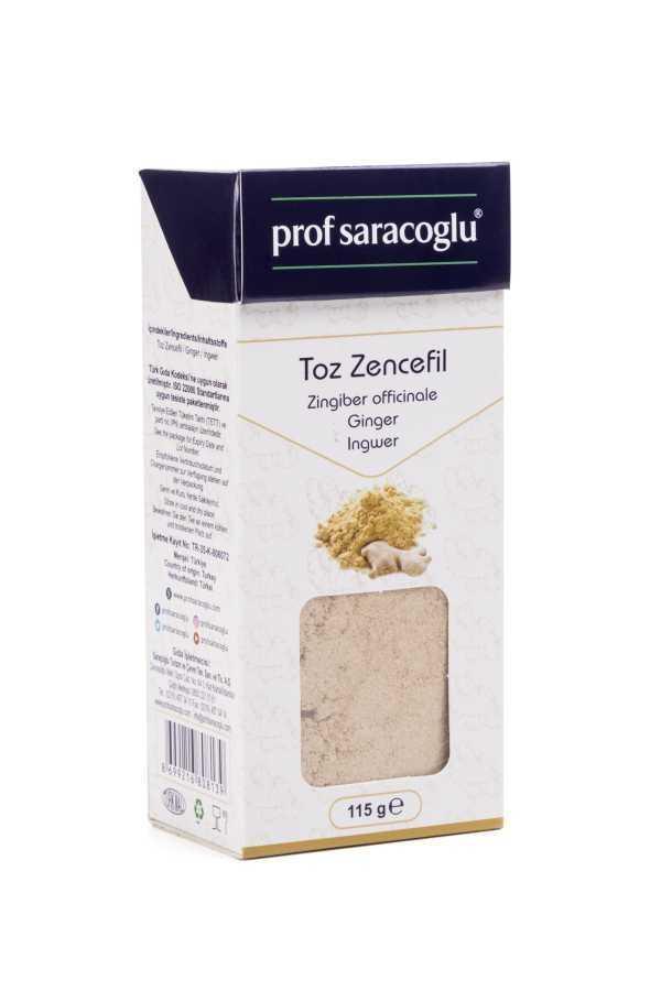 Toz Zencefil