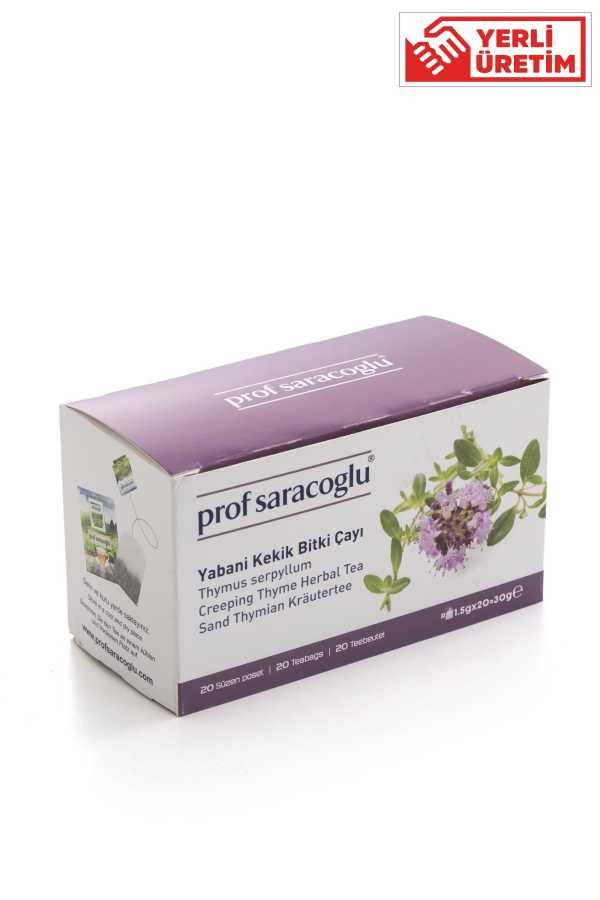 profsaracoglu - Yabani Kekik Bitki Çayı